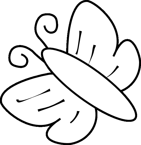 Butterflies Coloring Pages 3 | Coloring Pages To Print